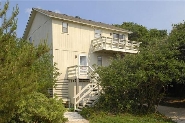 Exterior - Shell House - Duck - rentals