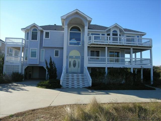 Front Elevation - The Sonshine Inn - Corolla - rentals