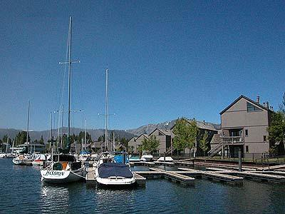 Complex View - 555 Tahoe Keys Blvd, 14 - South Lake Tahoe - rentals