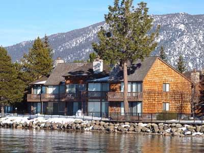 Complex Exterior - 336 Ala Wai, 263 - South Lake Tahoe - rentals