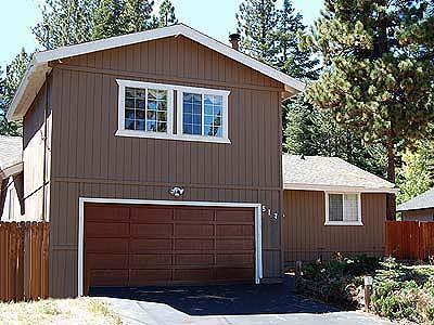 Exterior - 517 Cochise - South Lake Tahoe - rentals