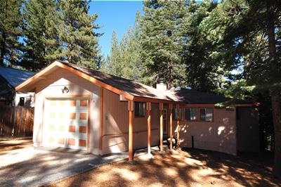 Exterior - 847 Clement Street - South Lake Tahoe - rentals