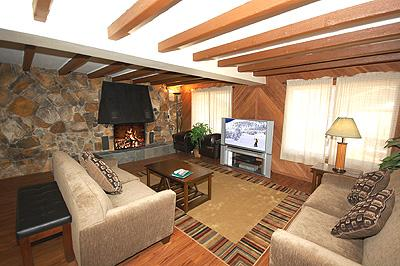 Living Room - 840 Paloma - South Lake Tahoe - rentals