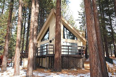 Exterior - 1360 Knoll Lane - South Lake Tahoe - rentals