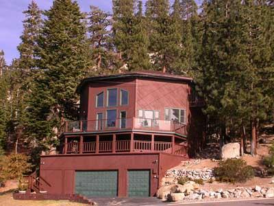 Exterior - 1720 Keller Road - South Lake Tahoe - rentals