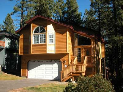 Exterior - 1901 Koyukon - South Lake Tahoe - rentals