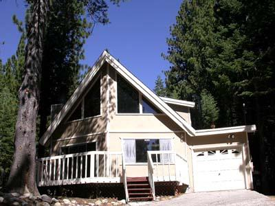 Exterior - 2233 Mewuk Drive - South Lake Tahoe - rentals