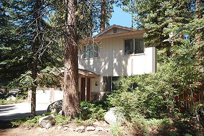 Exterior - 2263 Colorado Avenue - South Lake Tahoe - rentals