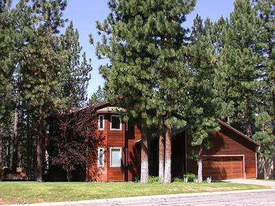Exterior - 2287 Marshall Trail - South Lake Tahoe - rentals