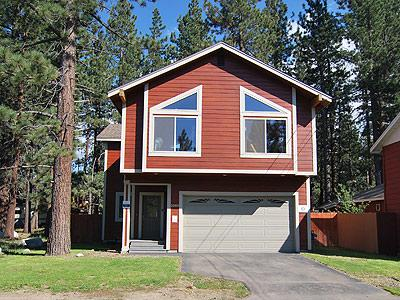 Exterior - 2288 Barton Avenue - South Lake Tahoe - rentals