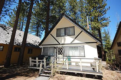 Exterior - 2351 Sky Meadows - South Lake Tahoe - rentals