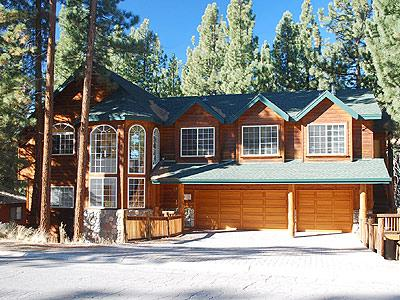 Exterior - 2460 Lupine Trail - South Lake Tahoe - rentals