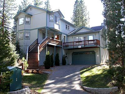 Exterior - 2493 Lupine Trail - South Lake Tahoe - rentals