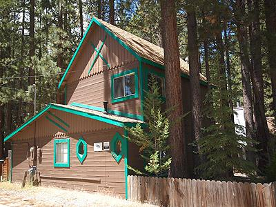 Exterior - 2661 Knox Avenue - South Lake Tahoe - rentals