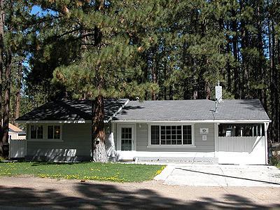 Front View - 3667 Aspen Avenue - South Lake Tahoe - rentals