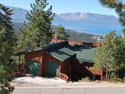 Exterior - 4192 Saddle Road - South Lake Tahoe - rentals