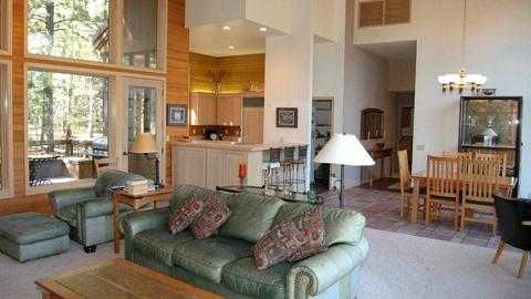 Glaze Meadow 419 - Image 1 - Black Butte Ranch - rentals