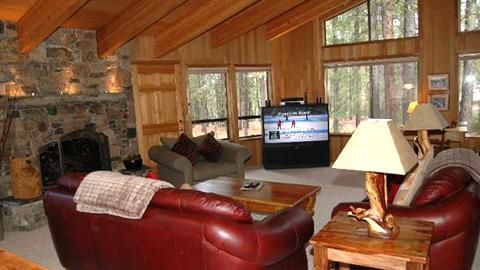 Golf Home 264 - Image 1 - Black Butte Ranch - rentals