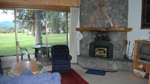 Lodge Condo 017 - Image 1 - Black Butte Ranch - rentals