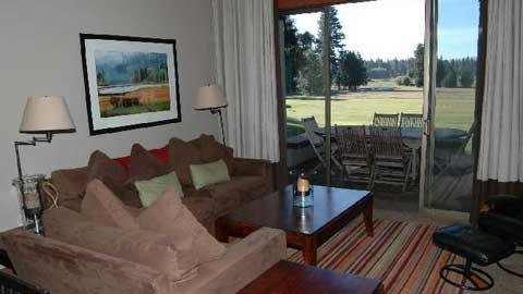Lodge Condo 022 - Image 1 - Black Butte Ranch - rentals
