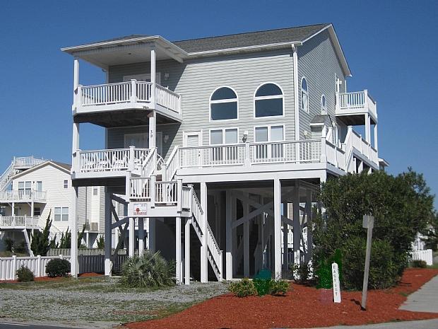 39 East First Street - East First Street 039 - Merrell - Ocean Isle Beach - rentals