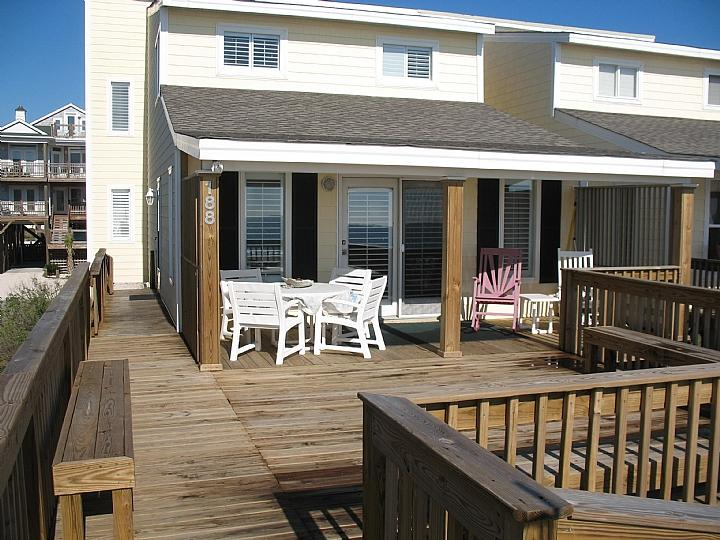 exterior 188 E1 - East First Street 188 - Double Dose West - Jones - Ocean Isle Beach - rentals