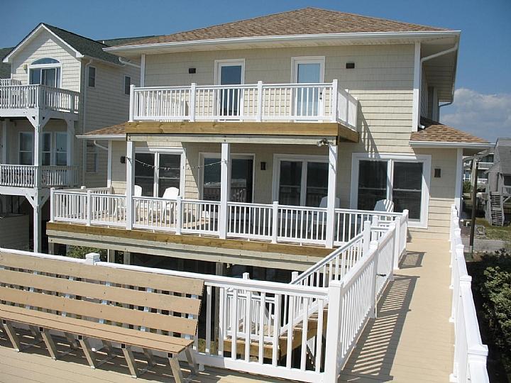 198 East First Street - East First Street 198 - Gentry - Ocean Isle Beach - rentals