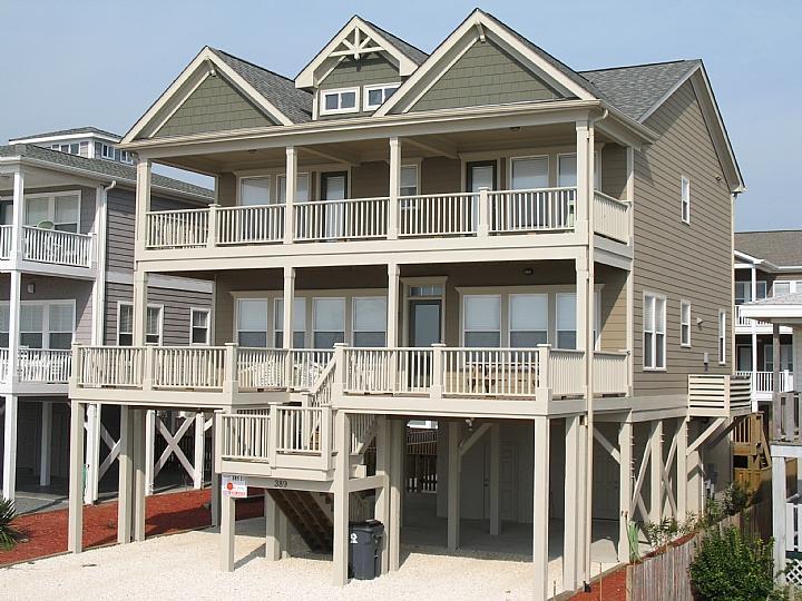 389 E1  - East First Street 389 - Borden - Ocean Isle Beach - rentals