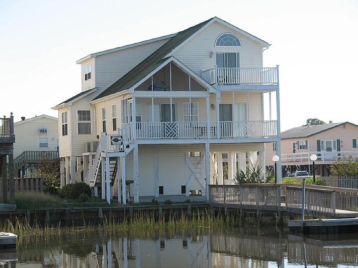25 Fairmont Street - Fairmont Street 025 - Floundering Around - Ocean Isle Beach - rentals