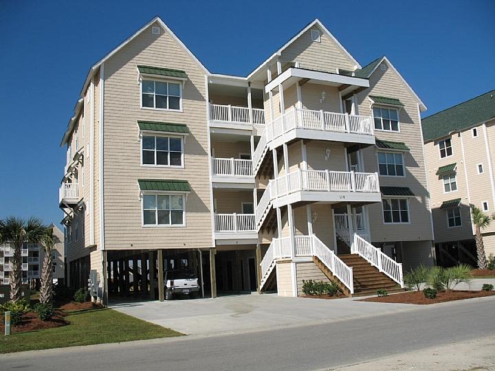 ISLANDER VILLAS - Islander Villas OSB 119-D - Rosemond - Ocean Isle Beach - rentals