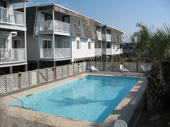 Ocean Isle Villas - Ocean Isle Villas C1 - Hester - Ocean Isle Beach - rentals