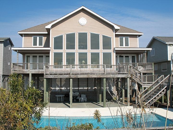 exterior - Ocean Isle West Blvd. 095 - Waters Edge - Price - Ocean Isle Beach - rentals