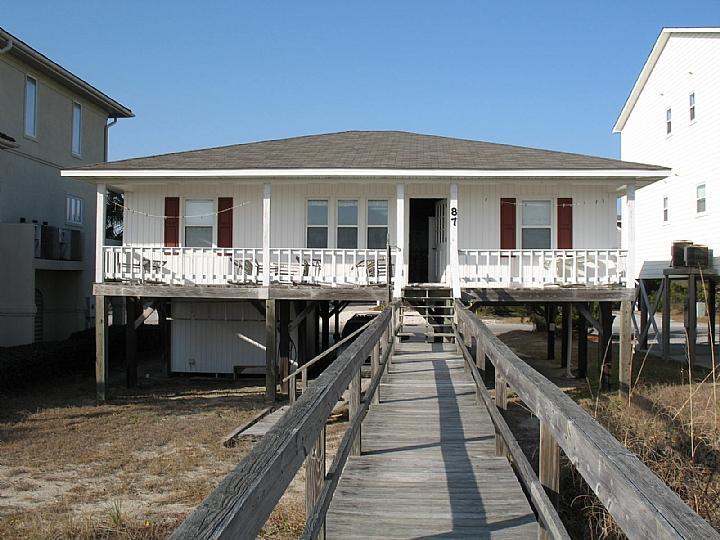 87 West First Street - West First Street 087 - Lazy J - Joyner - Ocean Isle Beach - rentals