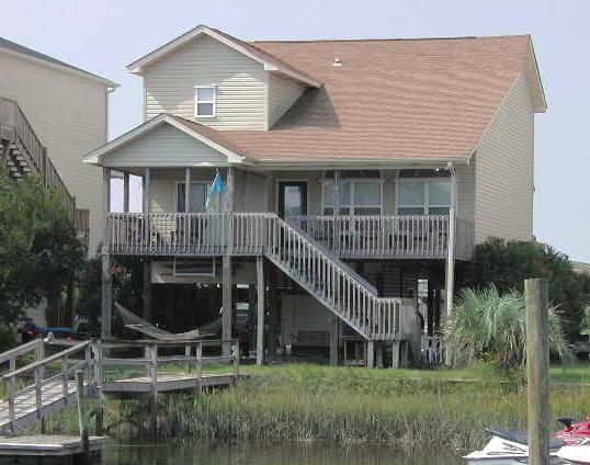 50 wil exterior - Wilmington Street 050 - Plant - Ocean Isle Beach - rentals