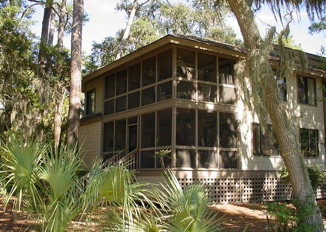 View of House - Oak Grove Villa 854 - 2BR/2BA Pet Friendly Condo With Resort Amenities - Edisto Island - rentals