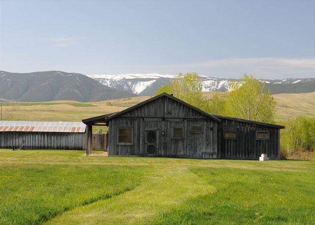 Boulder River Barn - Boulder River Barn - McLeod - rentals