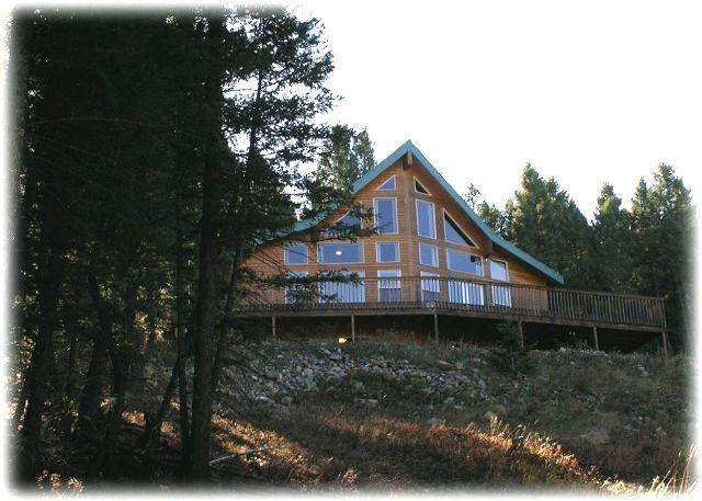 Exterior - Lakeview Lodge - Philipsburg - rentals