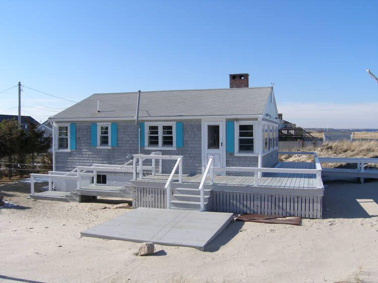 Deck - 343 Phillips Rd - Sagamore Beach - rentals