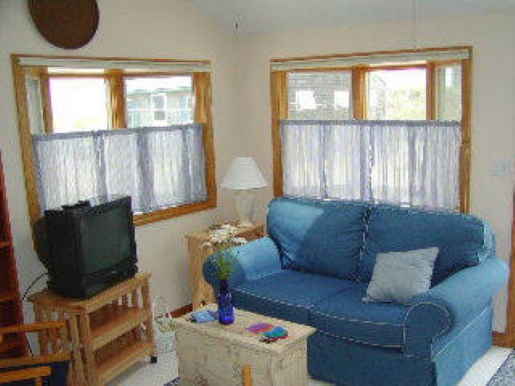 Living area - Beachland I - East Sandwich - rentals