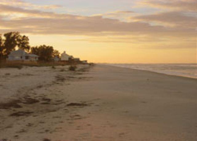 Beach & Gulf Front Villa at Palm Island Resort with All Resort Amenities - Image 1 - Cape Haze - rentals
