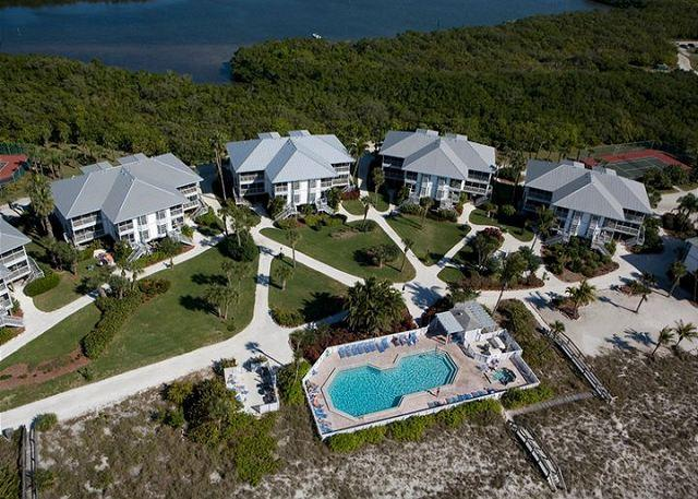 Beach & Gulf Villa at Palm Island Resort with All Resort Amenities - Image 1 - Cape Haze - rentals