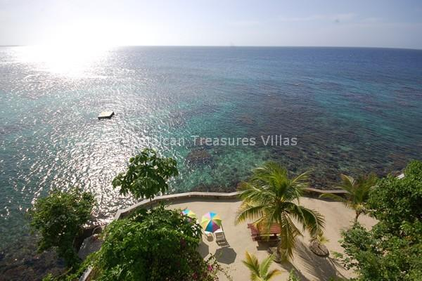WATERFRONT! TENNIS! FAMILY Golden Clouds - Image 1 - Oracabessa - rentals