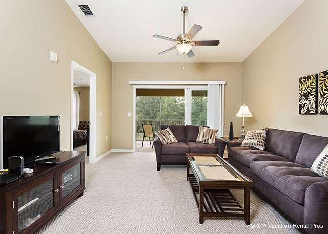 Kick back and relax - Canopy Walk 1432, Third Floor, Pool, HDTV Wifi - Palm Coast - rentals