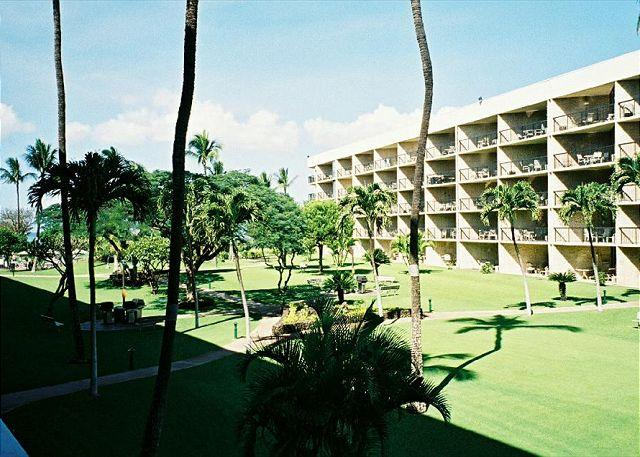 MS GROUNDS - Maui Sunset 205B ~ 1 Bedroom, 2 Bath, Full Kitchen, Partial Ocean Views! - Kihei - rentals