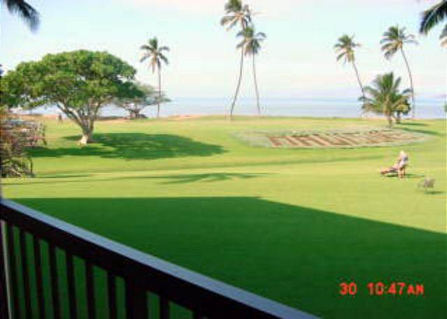 MS 220B Grounds - Maui Sunset 220B ~ 2 Bedroom, 2 Bath, Full Kitchen, Ocean View Condo! - Kihei - rentals