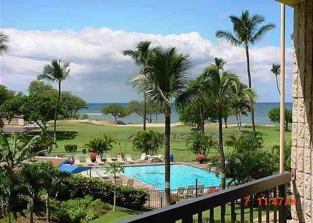 MS313A/Ocean view - Maui Sunset 313A ~ 1 Bedroom, 2 Bath, Ocean Views with Full Kitchen - Kihei - rentals