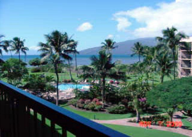 MS412B Lanai View - Maui Sunset 412B Remodeled with full kitchen and ocean view - Kihei - rentals