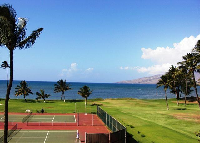 Wonderful Ocean Views! - Maui Sunset 421A ~ Spectacular Sunsets from this 2 Bedroom, 2 Bath Condo! - Kihei - rentals