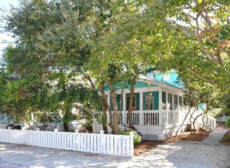 Front Exterior - Gulfview - Seaside - rentals