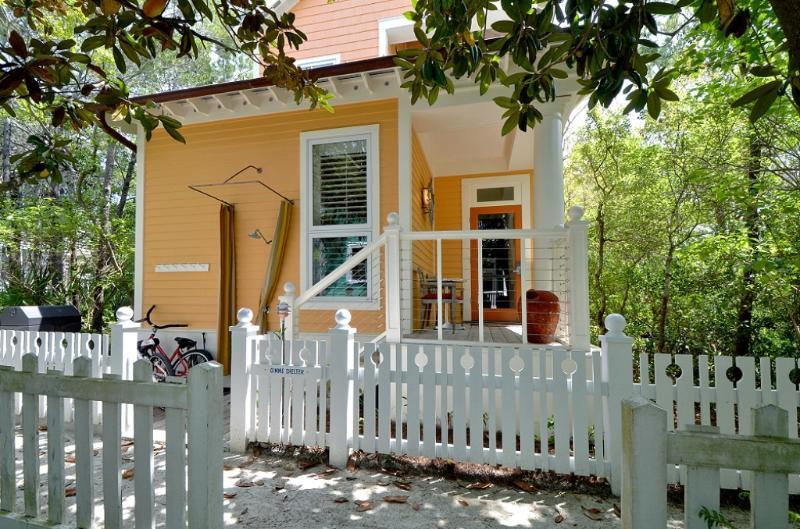 Front Exterior - Gimme Shelter - Seaside - rentals